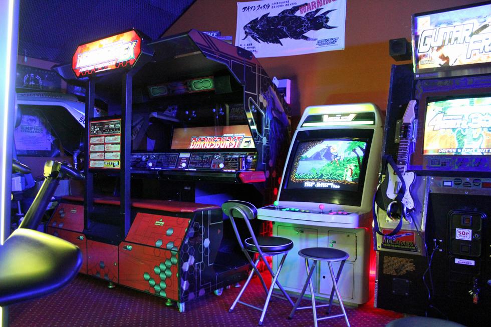 Awe Inspiring Few Pictures From My Game Room Arcade Otaku Download Free Architecture Designs Scobabritishbridgeorg